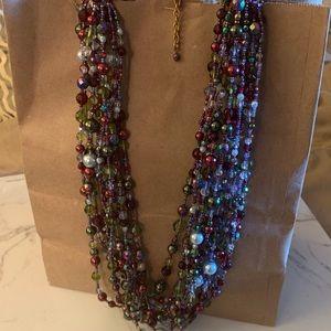 Joan Rivers Torsade Necklace
